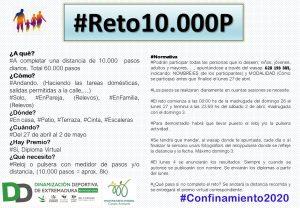 RETO 10.000P