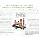 CONVIVENCIA CON ADOLESCENTES DURANTE EL CONFINAMIENTO (COVID-19)