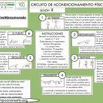 CIRCUITO DE ACONDICIONAMIENTO FÍSICO GENERAL Sesión 8