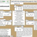 CIRCUITO DE ACONDICIONAMIENTO FÍSICO GENERAL Sesión 13
