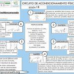 CIRCUITO DE ACONDICIONAMIENTO FÍSICO GENERAL Sesión 18