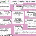 CIRCUITO DE ACONDICIONAMIENTO FÍSICO GENERAL Sesión 22