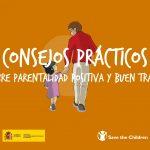 10 Consejos prácticos sobre parentalidad positiva y buen trato