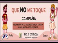 CAMPAÑA QUE NO ME TOQUE