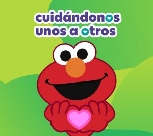 Apoyando a Elmo durante la COVID-19 | UNICEF (VIDEO)