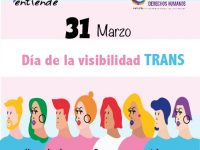 31 DE MARZO – DÍA DE LA VISIBILIDAD TRANS